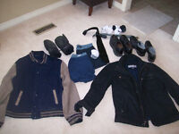 Box of men's clothes – drive to North (airport) once a week:   G