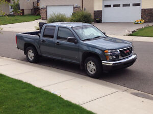 Excellent Condition 2006 GMC Canyon Pickup Truck
