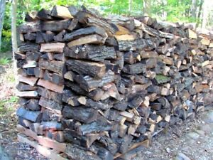Firewood for Sale Face Cord $85, Small Quantity Avail. P/Up only