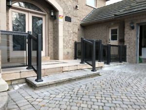 ~Railing sale and installation. Best price guaranteed.