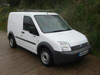 2008 08 Ford Transit Connect 1.8TDCi T200 SWB L 75PS Euro IV Van