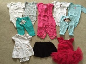 3-6 months girl clothing for sale London Ontario image 2