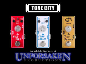 More Tone City Products Available!