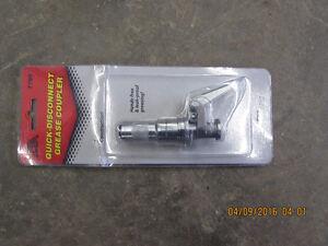 Quick coupler for grease gun London Ontario image 1