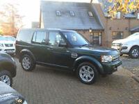 2010 Land Rover Discovery 4 3.0SD V6 ( 242bhp ) 4X4 Auto GS