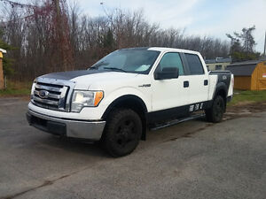 2010 Ford F-150 XLT 4x4 !!CERTIFIED!!FINANCING AVAILABLE!!