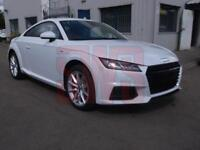 2016 Audi TT 1.8 TFSi S/Line (132KW, 180PS) S-tronic DAMAGED ON DELIVERY