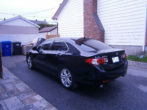 2010 Acura TSX V6 3.5 Cuir Berline