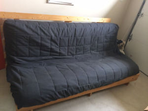 Clean, Comfortable Futon For Sale
