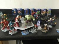 Marvel / Disney Infinity JOB LOT