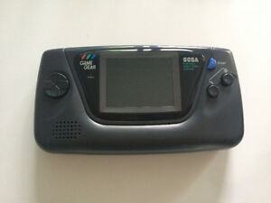 Game Gear - Parfaite condition/Mint condition