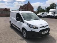 Ford Transit Connect 1.6 Tdci 75Ps Van L2 EURO 5 DIESEL MANUAL WHITE (2015)