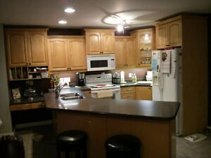 custom kitchens/countertops/reception counters/custom furniture Stratford Kitchener Area image 3