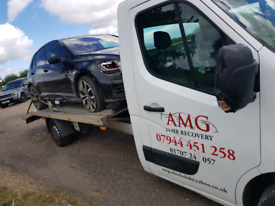 A m g vehicle Recovery BREAKDOWN Service 247 M1 M25 A1 A6 A5 motorway