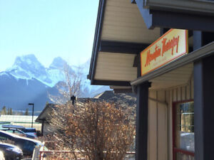 Office Space for Rent: In Canmore/Mountain Views