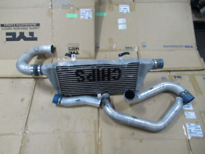 Toyota Supra MK4 Greddy Front Mount Intercooler with Piping