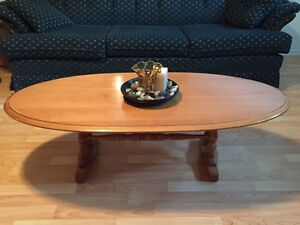 ROXTON *Solid Maple* Coffee Table Set