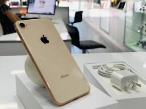 Iphone 8 64gb Gold good condition Unlock AU Stock Surfers Paradise Gold Coast City Preview