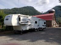 5th Wheel trailer for sale