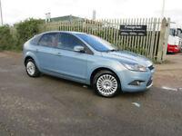 2008 08 Ford Focus 1.6 TDCi Titanium TURBO DIESEL 110 BHP 74 MPG £30 ROAD TAX