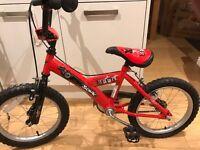 """Boys 16"""" bike brand new"""