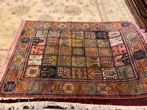 Rug/Chest/Chairs/Marble Table/Painting/Shelf//Racks/Curtain/Cush
