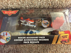 New! Disney Planes 2 rescue accessory pack  set Reduced!! Kitchener / Waterloo Kitchener Area image 2