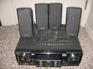 AIWA AV HOME THEATRE RECEIVER and SPEAKERS Kitchener / Waterloo Kitchener Area image 5