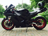 Amazing Condition - 2008 Kawasaki Ninja ZX6R