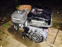 6.5 hp powerfist motor
