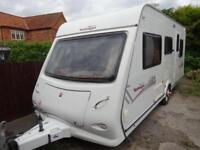 2009 5 berth Rear lounge Elddis Xplore Tobago caravan for sale