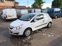 Vauxhall Corsavan CDTI 1.3 deisal