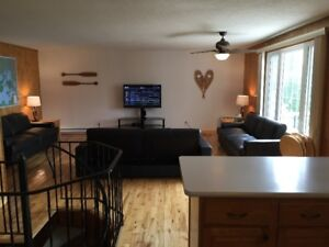 3 Bdrm House in Keewatin on Lake of the Woods avail Oct-April