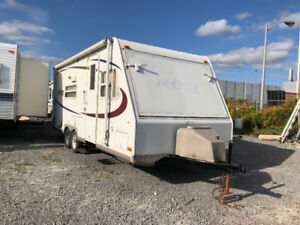 END OF SEASON SALE GTA RV 2005 Rockwood Roo 23B sleeps 8 $4,900
