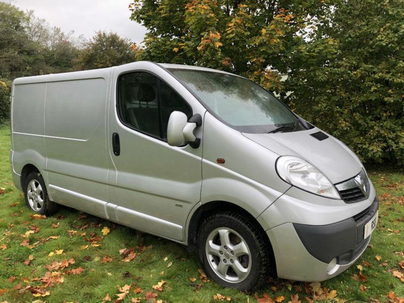 63 2013 Vauxhall Vivaro 2.0CDTi ( 115ps ) ( EU V ) Sportive 2700 - NO VAT TO PAY