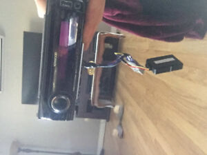 2003 Chevy or gmc CD radio and harness
