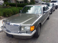 1988 Mercedes Benz 300 Series 4dr Sedan 300SEL