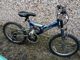 Cheap boys bike size 20 in wheels