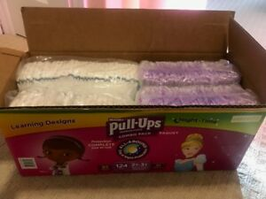 Diapers (pull-ups)