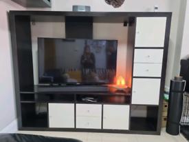Tv stand/ shelf with storage