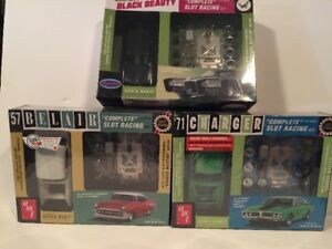 Slot Car AMT 1:25 Scale Kit