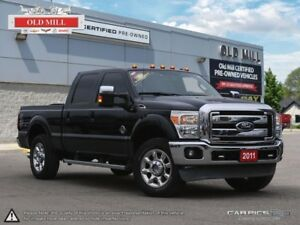2011 Ford F-250 Super Duty LARIAT  - Leather Seats