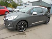 Citroen DS3 1.6 VTI ( 120bhp ) DStyle Plus. From £142 per month / £750 deposit.