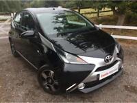 Toyota Aygo Vvt-I X-Clusiv Hatchback 1.0 Manual Petrol