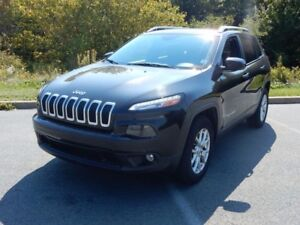 2015 Jeep CHEROKEE NORTH COLD WEATHER GROUP!