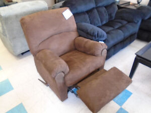 RECLINERS FROM $39.99/MONTH
