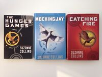 The Hunger Games Series - includes all three books