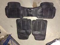 Floor mats Subaru Legacy 2013