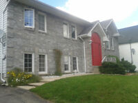 3 Bdrm; Available June or July or Aug