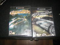 gamecube need for speed games